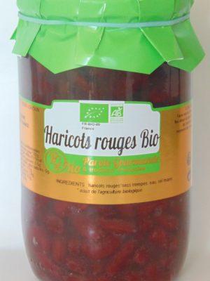 Haricots Rouges Bio – 72cl