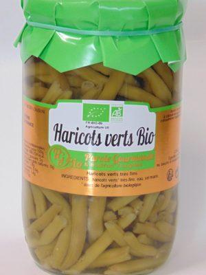 Haricots Verts Bio – 72cl