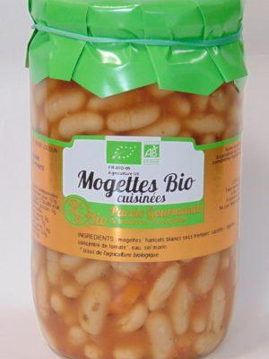 Mogettes Cuisinées Bio – 72cl