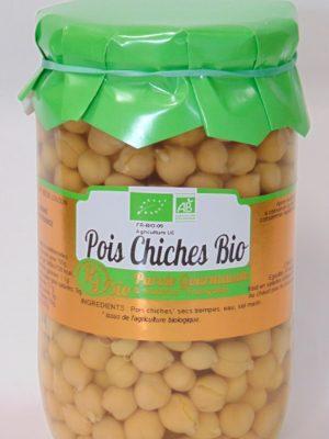 Pois chiches Bio – 72cl