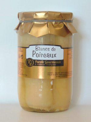 Poireaux  (Blancs de … ) – 72cl