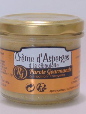 Crème d'Asperges à la Ciboulette – 13cl