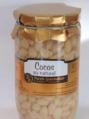 Haricots Blancs Cocos au naturel – 72cl – 420g