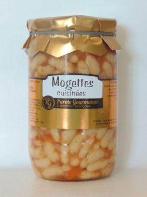 Haricots Blancs Mogette cuisinées -72cl