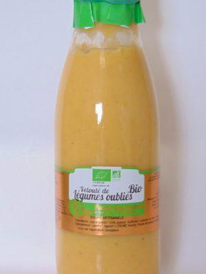 Soupe aux Légumes oubliés Bio – 75cl