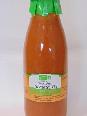 Velouté de Tomates Bio – 75cl