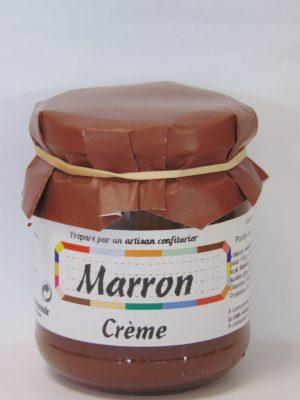 Crème Marron