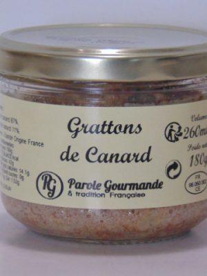 Grattons de Canard – 26cl