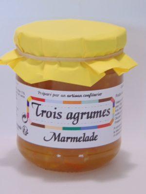 """Marmelade Trois Agrumes"""""""