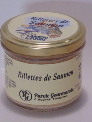 Rillettes de Saumon – 13cl – 90g