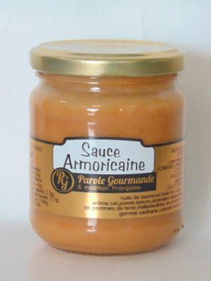 Sauce Armoricaine – 21cl – 180g