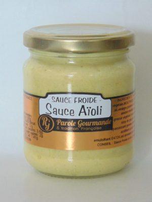 Sauce Aïoli – 21cl – 180g