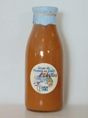 Soupe de Poissons au Coulis d'Etrilles – 100cl