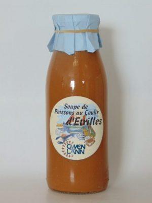 Soupe de Poissons au Coulis d'Etrilles – 50cl