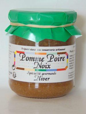 Confiture Hiver (Pomme Poire Noix)