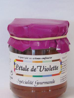 Spécialité Gourmande Pétale de Violette