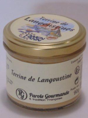 Terrine de Langoustine – 13cl – 90g