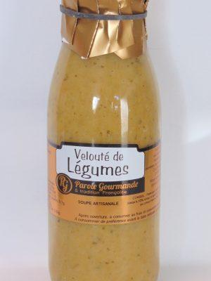 Velouté de Légumes Traditionnels – 50cl